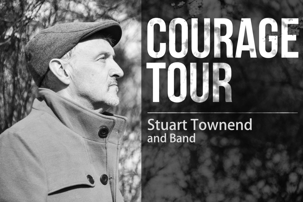 Courage Tour Logo